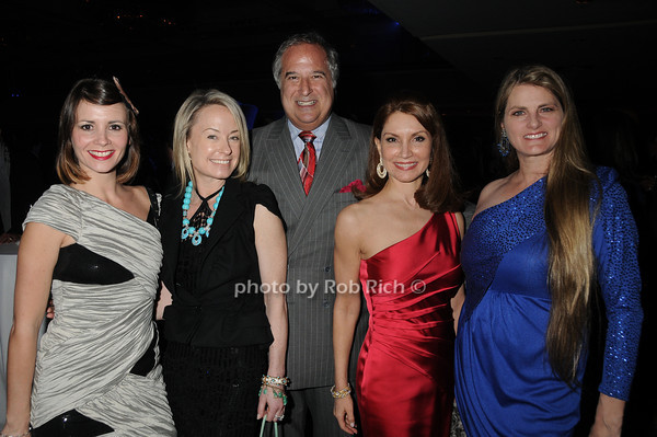 Paula Roman, Robin Cofer, Stewart Lane, Jeanne Shafiroff, Bonnie Comley<br /> photo by Rob Rich © 2010 robwayne1@aol.com 516-676-3939