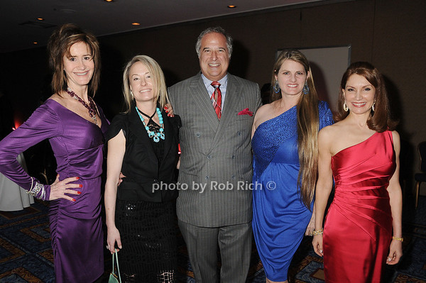 Lee Fryd, Robin Cofer, Stewart Lane, Bonnie Comley, Jeanne Shafiroff<br /> photo by Rob Rich © 2010 robwayne1@aol.com 516-676-3939