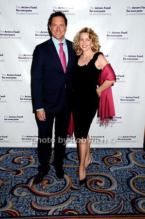 Kevin McCollum, Lynette Perry<br /> photo by Rob Rich © 2010 robwayne1@aol.com 516-676-3939