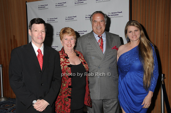 Michael Kerker, Abby,Schroeder, Stewart Lane, Bonnie Comley<br /> photo by Rob Rich © 2010 robwayne1@aol.com 516-676-3939