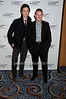 Eddie Redmayne, John Logan<br /> photo by Rob Rich © 2010 robwayne1@aol.com 516-676-3939