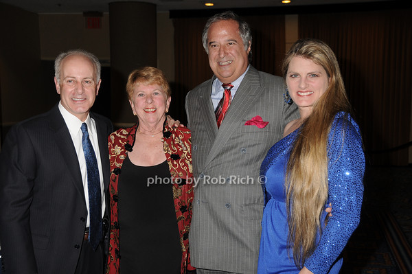 Joe Benincasa, Abbey Schroeder, Stewart Lane, Bonnie Comley<br /> photo by Rob Rich © 2010 robwayne1@aol.com 516-676-3939