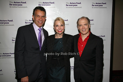Brian Stokes Mitchell, Julie Halston, Charles Busch photo by R.Cole for Rob Rich© 2012 robwayne1@aol.com 516-676-3939