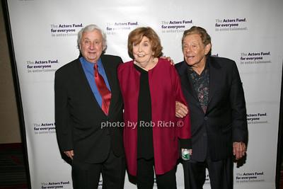 David Steiner, Anne Meara, Jerry Stiller photo by R.Cole for Rob Rich© 2012 robwayne1@aol.com 516-676-3939
