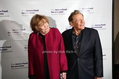 Anne Meara, Jerry Stiller photo by R.Cole for Rob Rich© 2012 robwayne1@aol.com 516-676-3939