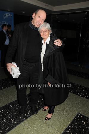 Ken Starr, Twyla Tharp <br /> photo by Rob Rich © 2010 robwayne1@aol.com 516-676-3939
