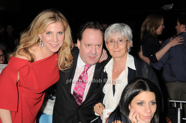 Margo Nederlander, James Nederlander, Twyla Tharp <br /> photo by Rob Rich © 2010 robwayne1@aol.com 516-676-3939