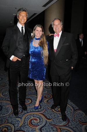 Tommy Tune, Bonnie Comley, Stewart Lane<br />   photo by Rob Rich © 2010 robwayne1@aol.com 516-676-3939