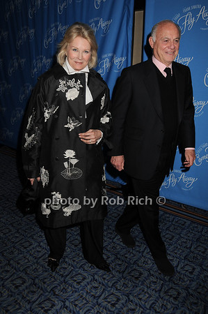 Candice Bergen, Marshall Rose<br />   photo by Rob Rich © 2010 robwayne1@aol.com 516-676-3939