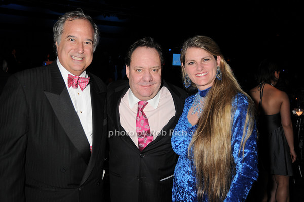 Stewart Lane, James Nederlander, Bonnie Comley<br /> photo by Rob Rich © 2010 robwayne1@aol.com 516-676-3939