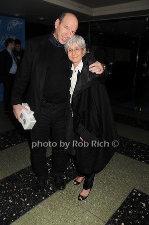 Ken Starr, Twyla Tharp <br /> photo by Rob Rich © 2010 robwayne1@aol.com 516-676-3939