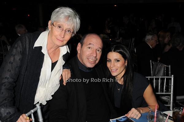Twyla Tharp, Ken Starr, Diane Passage<br /> photo by Rob Rich © 2010 robwayne1@aol.com 516-676-3939