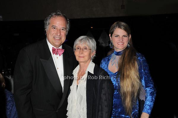 Stewart Lane, Twyla Tharp, Bonnie Comley<br /> photo by Rob Rich © 2010 robwayne1@aol.com 516-676-3939