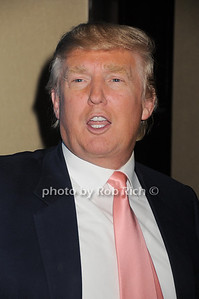 Donald Trump   photo by Rob Rich © 2010 robwayne1@aol.com 516-676-3939