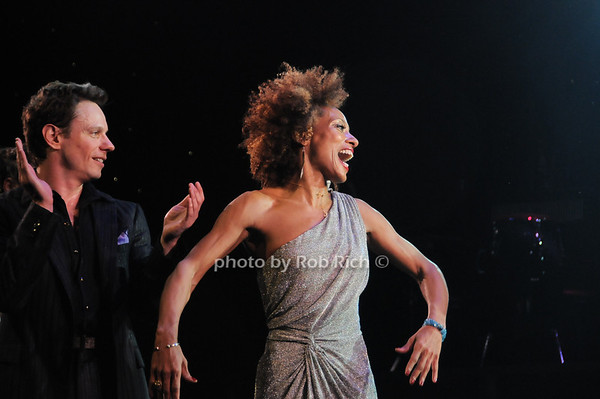 Keith Roberts, Karine Plantadit<br />   photo by Rob Rich © 2010 robwayne1@aol.com 516-676-3939
