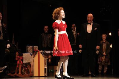 Lilla Crawford as ANNIE