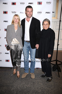 Naomi Watts, Liev Schreiber,Heather Milgram photo by Rob Rich © 2010 robwayne1@aol.com 516-676-3939