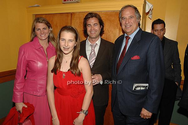 Bonnie Comley, Leah Lane, Rupert Goold and Stewart Lane