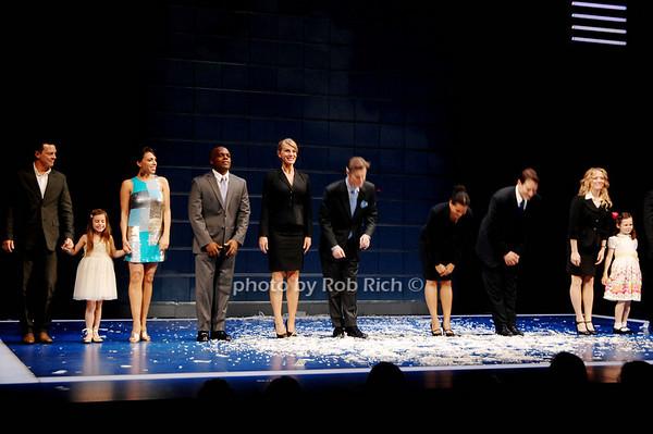 Cast of Enron