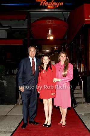 Stewart Lane, Leah Lane and Bonnie Comley