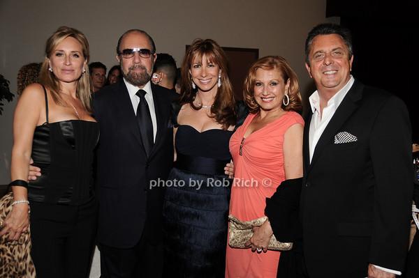 Sonja Morgan, Bobby Zarin, Jill Zarin, Michelle Rella, Frank Rella