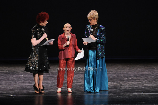 Carol Lawrence, Sondra Lee & Mercedes Ellington