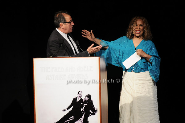 Kenny Ortega, Roberta Flack
