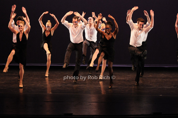 """Puttin on the Ritz"" choreographed by Tricia Brouk