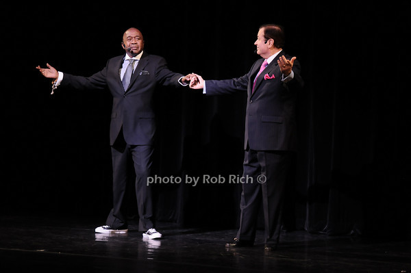 Ben Vereen, Lee Roy Reams photo by Rob Rich © 2010 robwayne1@aol.com 516-676-3939
