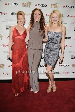 Carolyn Dougherty, Heather Hamiton, Meredith Miles photo by Rob Rich © 2010 robwayne1@aol.com 516-676-3939