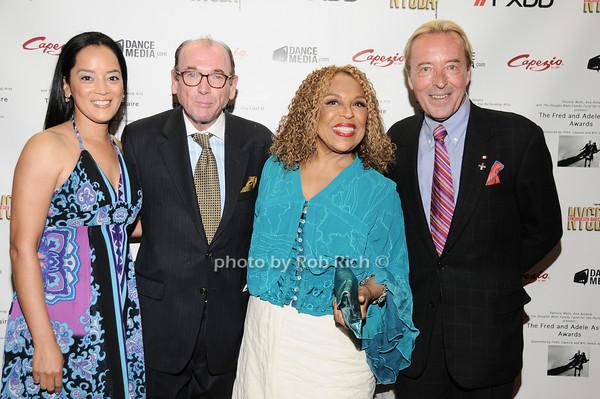 Cassandra Seidenfeld Lyster, Ed Callaghan,Roberta Flack, John Wegorzewski photo by Rob Rich © 2010 robwayne1@aol.com 516-676-3939