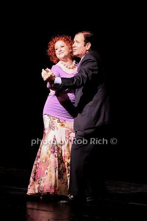 Melanie LaPatin, Lee Roy Reams photo by Rob Rich © 2010 robwayne1@aol.com 516-676-3939