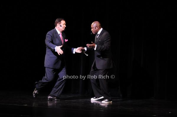 Lee Roy Reams, Ben Vereen photo by Rob Rich © 2010 robwayne1@aol.com 516-676-3939