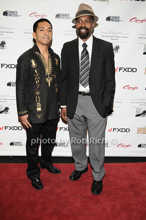 Arcell Cabuag, Ronald K.Brown