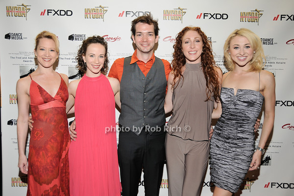 Carolyn Dougherty, Laura Mead, Todd Burnsed, Heather Hamiton, Meredith Miles