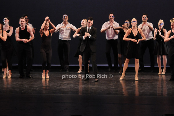"""""""Puttin on the Ritz"""" choreographed by Tricia Brouk photo by Rob Rich © 2010 robwayne1@aol.com 516-676-3939"""