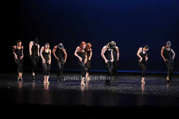 """Tribute to Michael Jackson"" Bronwen Carson - Choreographer photo by Rob Rich © 2010 robwayne1@aol.com 516-676-3939"