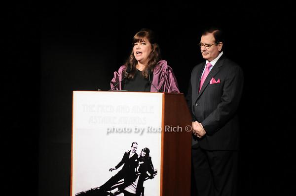 Patty Watt, Lee Roy Reams photo by Rob Rich © 2010 robwayne1@aol.com 516-676-3939