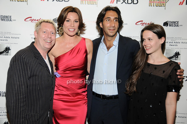 Jersey Murray, Countess LuAnn de LessepsJacques Azoulay Nicole Nadeau