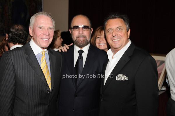 Bob Roberts, Bobby Zarin, Frank Rella photo by Rob Rich © 2010 robwayne1@aol.com 516-676-3939