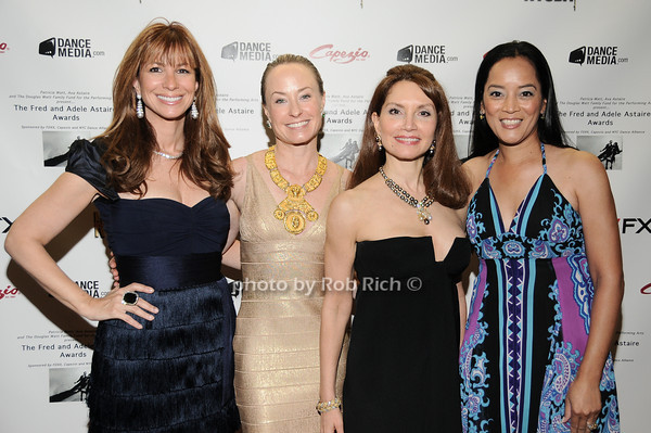 Jill Zarin, Robin Cofer, Jeanne Shafiroff, Cassandra Seidenfeld Lyster