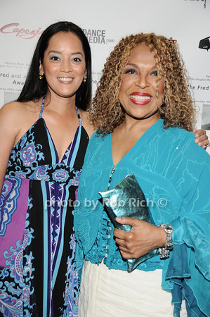 Cassandra Seidenfeld Lyster, Roberta Flack photo by Rob Rich © 2010 robwayne1@aol.com 516-676-3939