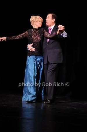 Mercedes Ellington, Lee Roy Reams photo by Rob Rich © 2010 robwayne1@aol.com 516-676-3939