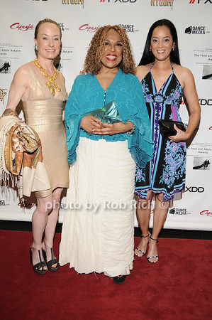 Robin Cofer, Cassandra Seidenfeld Lyster, Roberta Flack