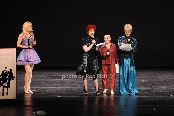 Carol Lawrence, Sondra Lee & Mercedes Ellington photo by Rob Rich © 2010 robwayne1@aol.com 516-676-3939