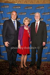 Stewart F. Lane, Helen Guditis, Don Wilmeth photo by R.Cole for Rob Rich  © 2012 robwayne1@aol.com 516-676-3939