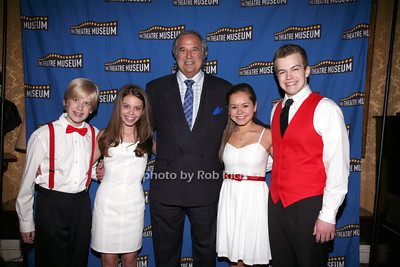 Noah Silverman, Grace Eberle, Stewart F. Lane,  Katherine Leigh Doherty, Derek Speedy photo by R.Cole for Rob Rich  © 2012 robwayne1@aol.com 516-676-3939