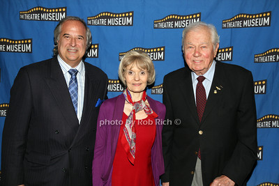 Stewart F. Lane, Helen Guditis,  Frederick Olsson photo by R.Cole for Rob Rich  © 2012 robwayne1@aol.com 516-676-3939