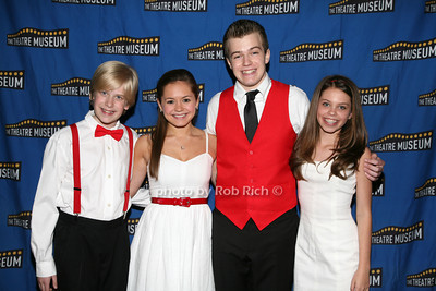 Noah Silverman, Grace Eberle, Derek Speedy, Katherine Leigh Doherty photo by R.Cole for Rob Rich  © 2012 robwayne1@aol.com 516-676-3939