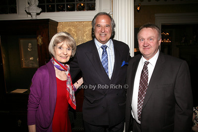 Helen Guditis, Stewart F. Lane, photo by R.Cole for Rob Rich  © 2012 robwayne1@aol.com 516-676-3939